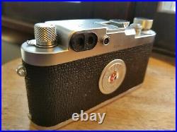 Leica IIIG Rangefinder Film Camera #881974