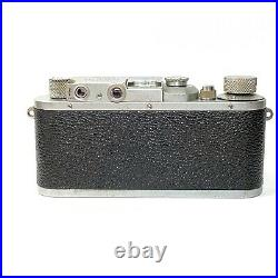 Leica IIIa 35mm Film Rangefinder Camera Body #315327 1939 (Read)