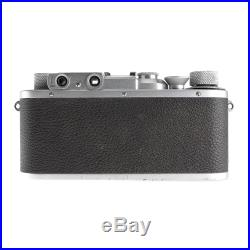 Leica IIIa Camera Body with 5cm f3.5 Elmar Lens