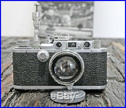 Leica IIIa No. 342688 M39 mit Summitar 5cm 50mm F 2.0 + + +