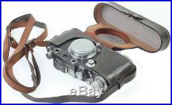 Leica IIIc No. 389527K LUFTWAFFEN-EIGENTUM + Leitz Elmar 5cm + GREY CASE + etc