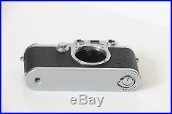 Leica IIIf 3f Rangefinder LTM39 Camera Body Serial #644471