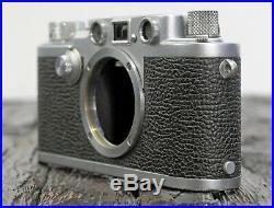 Leica IIIf No. 529536 M39 III f DRP Ernst Leitz GmbH Wetzlar