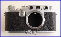 Leica IIIf RD S. N. 642559. Excellent condition. Case included