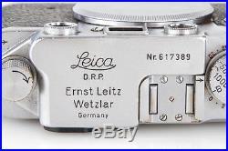 Leica IIIf Red Dial // 25572,1