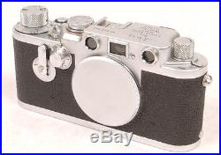 Leica IIIf Red Dial withSelf-Timer RDST EX+++ NoReserve