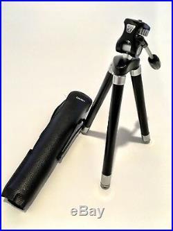Leica IIIf withSummitar 5cm and Cherry Tripod! REDUCED AGAIN