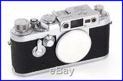 Leica IIIg // 27197,4