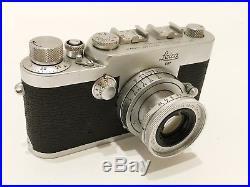 Leica Ig mit Elmar 12,8 f=5cm