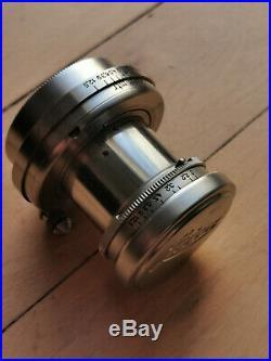 Leica Leitz COATED Summar 5cm f2 1933 BEAUTIFUL CONDITION