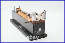 Leica Leitz NIckel Ablon Film Cutter trimming Template trimmer+Spool Roller Unit
