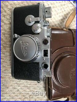 Leica Leitz rangefinder 111f Camera