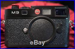 Leica M-9 Rangefinder Camera Package