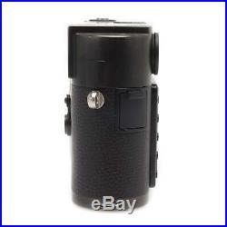 Leica M Monochrom Rangefinder Camera