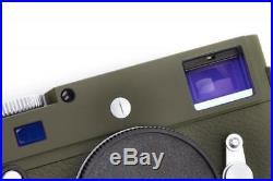 Leica M-P 10933 Safari Set Limited Edition // 31434,1