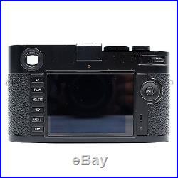 Leica M-P 240 Black Digital Rangefinder Camera Body, Boxed