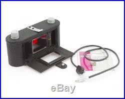 Leica M2 #1112910 Rangefinder Camera Body Chrome with Leitz ELDIA 17900 W