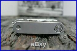 Leica M2 1959 Push Button Rewind S/N 949600, Aufzug schwergängig