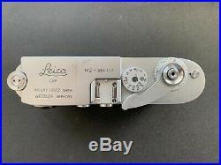 Leica M2 1960 35mm Rangefinder Camera Body