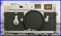 Leica M2 1965 S/N 1114731 Leica Store Nürnberg Vollfunktionsfähig