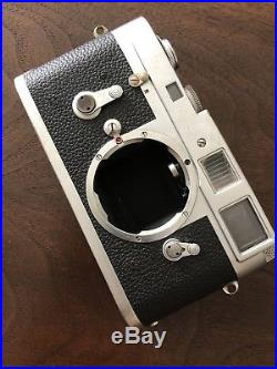 Leica M2 35mm film camera m3 m6 vintage