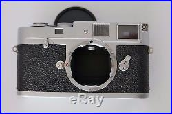 Leica M2 Camera with Recent Y. Ye CLA