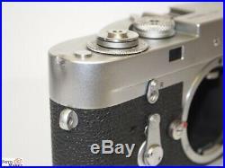 Leica M2 Gehäuse (1068519) Leitz Wetzlar (1963)