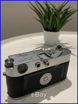 Leica M2 Mint UK SELLER 35mm Vintage Rangefinder Camera by Leitz Wetzlar M3 / M6