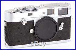 Leica M2 chrome // 30809,1