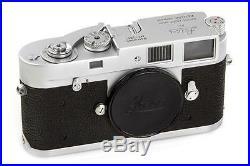 Leica M2 chrome Betriebskamera // 23966,10
