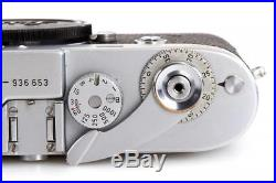 Leica M2 chrome Button Rewind // 24930,5