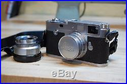 Leica M2 with Leica 50mm & 35mm