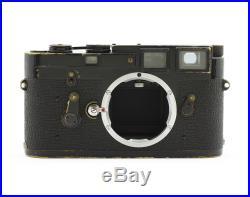 Leica M3 #1097725 Rangefinder Body camera original black paint