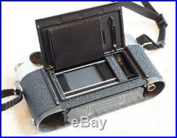 Leica M3 35mm Film Camera Body Early Double Stroke Model