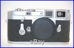 Leica M3 35mm Sucherkamera