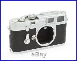 Leica M3 #700521 Rangefinder Camera + Summicron 2/50 #1401204