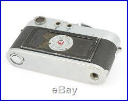 Leica M3 #755224 DS Rangefinder Camera Body Chrome
