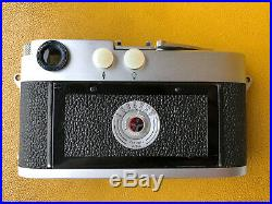 Leica M3 Double Stroke. 1956