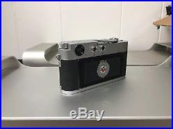 Leica M3 Double Stroke Rangefinder 1955