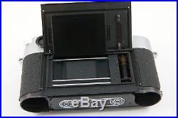 Leica M3 Double Stroke Rangefinder Film Camera Body