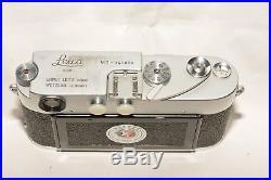 Leica M3 Ds Rangefinder Camera Body # M3-743800