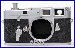 Leica M3 Gehäuse Dummy Attrappe silber silver