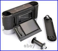 Leica M3 No. 803876 (GLASFILMSPLATTE) versiegelt mit Leitz L! TOP & CLEAN