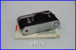 Leica M3 (Single Stroke) 35mm Range Finder Camera L seal