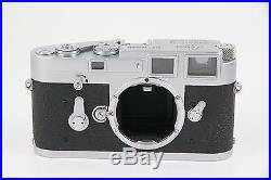 Leica M3 Single Stroke Rangefinder Film Camera Body