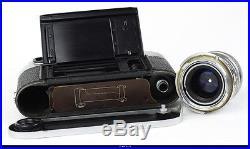 Leica M3 With Nikkor 5cm Elmar 9cm Hektor 13,5cm