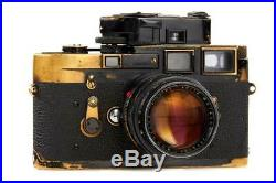 Leica M3 black paint Outfit // 32202,2