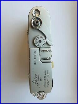 Leica M3 double stroke camera body
