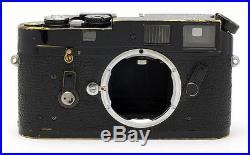 Leica M4 #1225231 Black Paint
