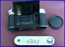 Leica M4 35mm Rangefinder Camera Body Nr. Mint Boxed Vintage Leitz Wetzlar